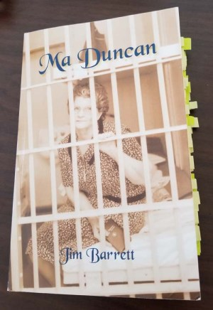 Ma Duncan by Jim Barrett
