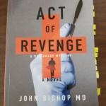 Act of Revenge John Bishop
