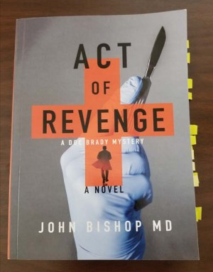 Act of Revenge John Bishop