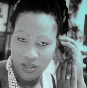 Rita Hester black and white headshot