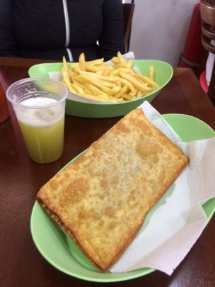 Pastie & Sugarcane Juice - Ideal Lunch/Snack Option