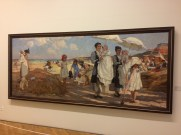 Paintings capturing colonial times in Brazil