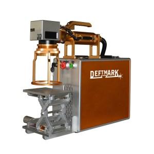 Deftmark™ Handheld Fiber Laser Engraving Machine