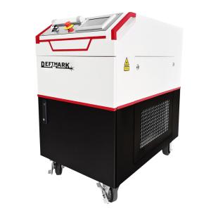 Deftmark 300W-500W Portable Laser Cleaning Machine