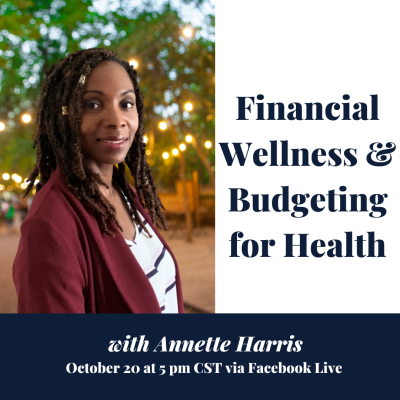 budgeting for health