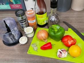 peri-peri sauce ingredients