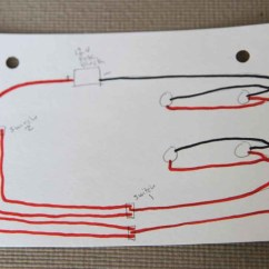 Wiring Diagram 3 Way Switch Two Lights Dpdt Slide Ceiling And - Defying Normal