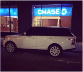With all the snow in Cleveland, its not a surprise that J.R. owns two luxury SUVs. , and the Range Rover is crazy quick considering it's size. The two vehicles probably retail for at least $250,000 together. Despite being SUVs, the interiors are crazy luxurious. He definitely rides in style to games. Judging from the two G550's in the picture below, it's safe to assume that J.R. and his brother Chris each got one.