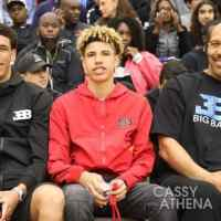 LaVar and Lonzo Ball Whiff On First Public Appearance Since Releasing ZO2 Sneaker