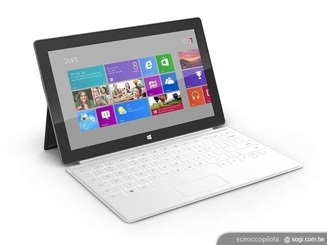 微軟推Surface 進軍平板電腦市場勝算為何? - SOGI手機王