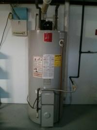 Water Heater Power Vent Blower Motor Snubber Retrofit