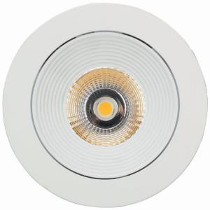 LED Spot HD 702 Wit 2700K