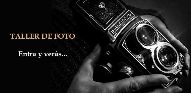 deGranero clases de fotografía en Madrid