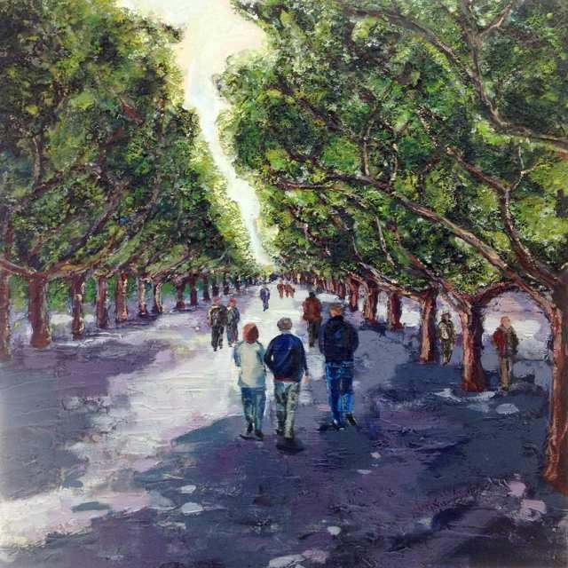 deGranedro academia pintura dibujo Madrid