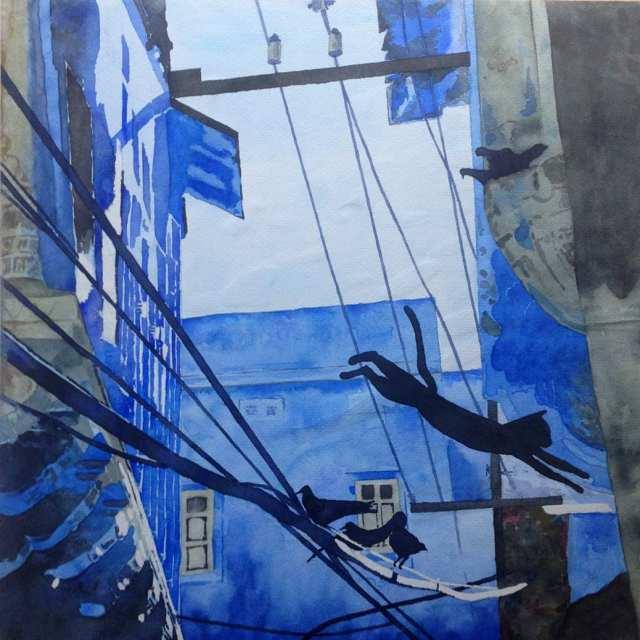 deGranero clases de pintura en Madrid (2)