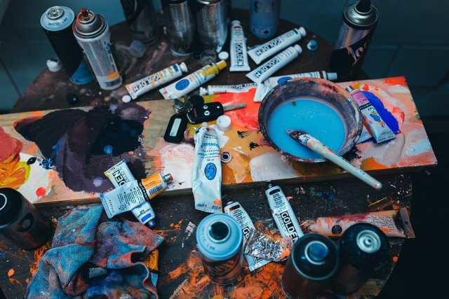 deGranero 8 materiales para pintar al óleo que debes conocer.