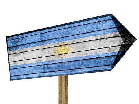 Argentina Arrow
