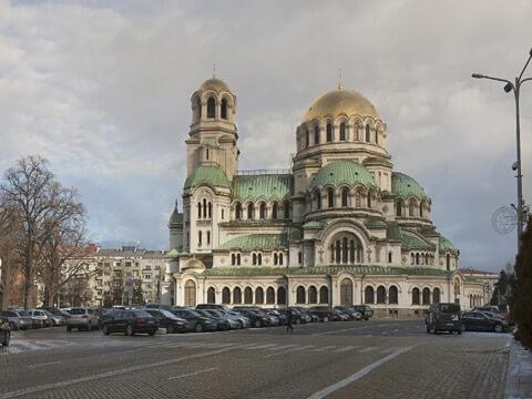 Church Sofia