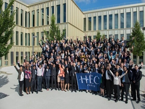 HEC Paris MBA Scholarships
