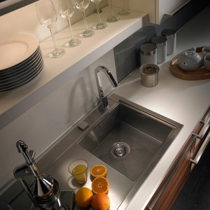 Timeless Kitchen Sink