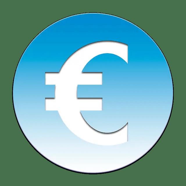 Euro Symbol sign