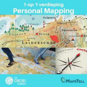 1-op-1 verdieping Personal Mapping