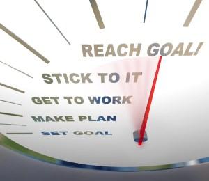 Business groei plan stappenmeter