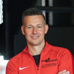 Edwin Teunissen, Eigenaar Fit en Gezond