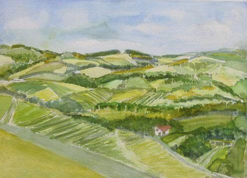 Expo van foto's en abstract en figuratieve schilderijen van Sonja Tuinman in De Groene Luiken - van 4 juni - 16 juli 2018