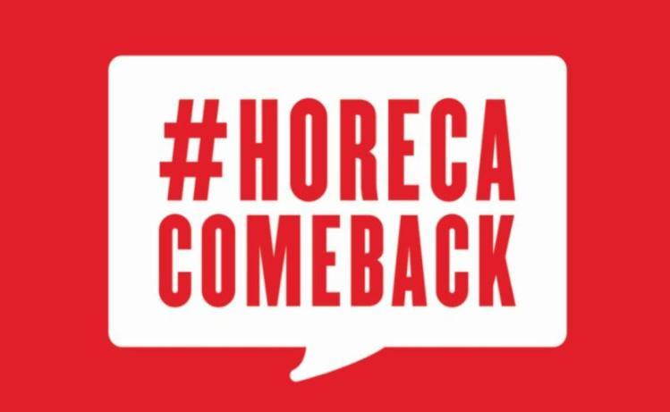 horeca comeback