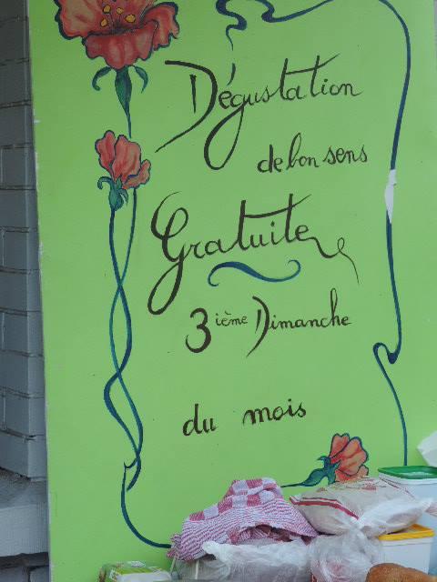 Photos dégustation de bon sens mai 2014 Liège (54)