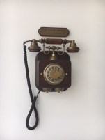 These old-fashioned phones still work!