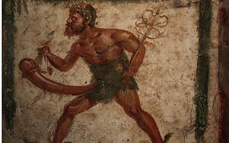Erotismo presente em pinturas que resistiram ao tempo.