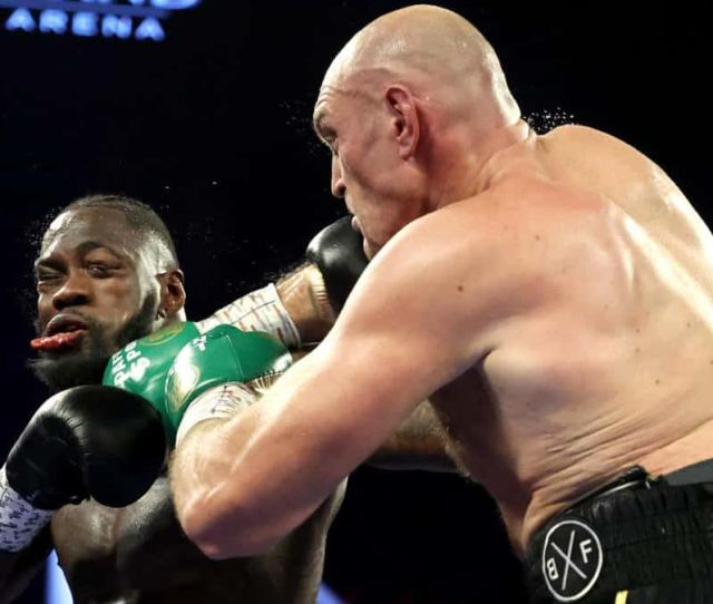 Deontay Wilder Vs Tyson Fury  Fight Results Gypsy King