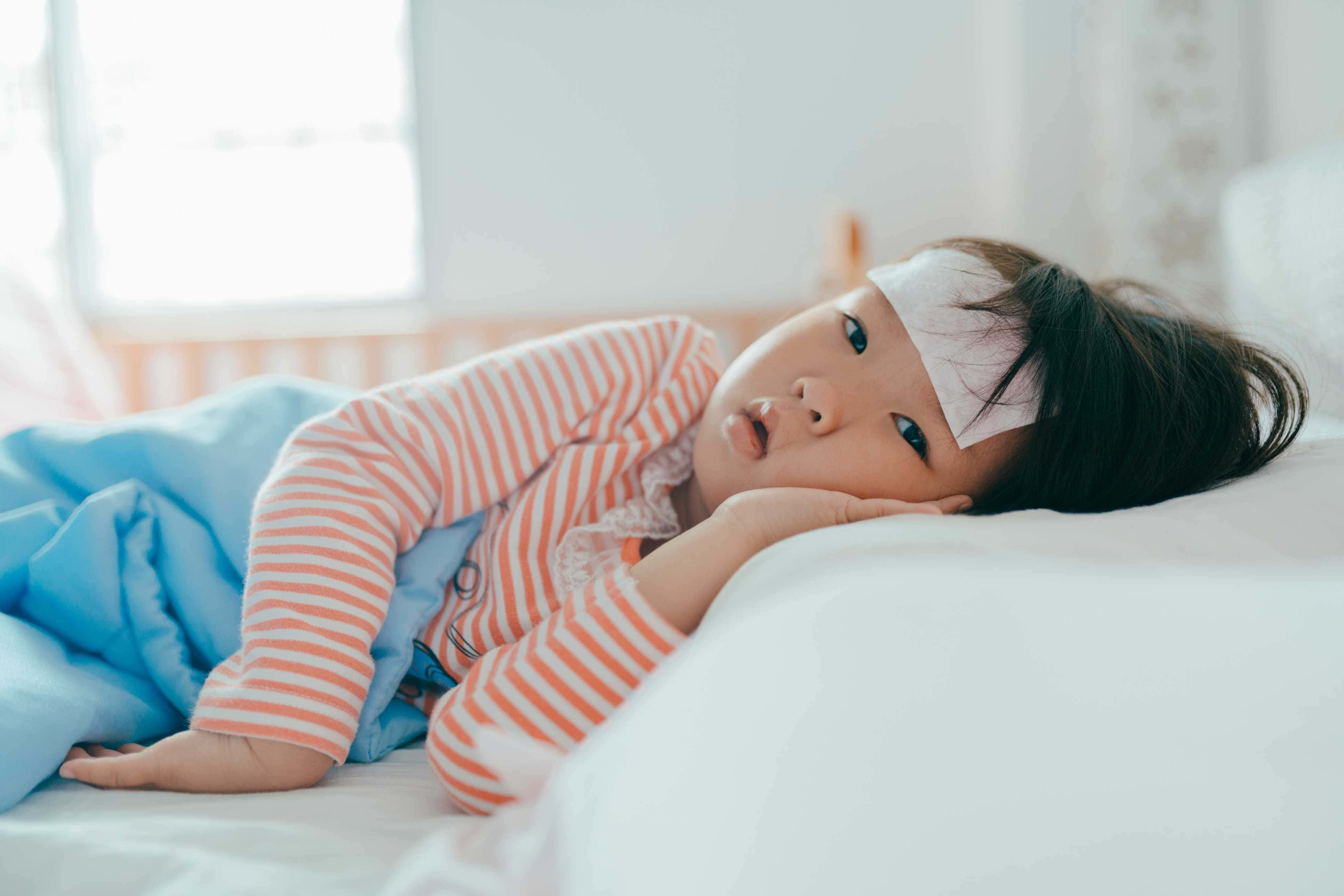 Flu or cold? These are the most common flu symptoms in kids | 98 ...