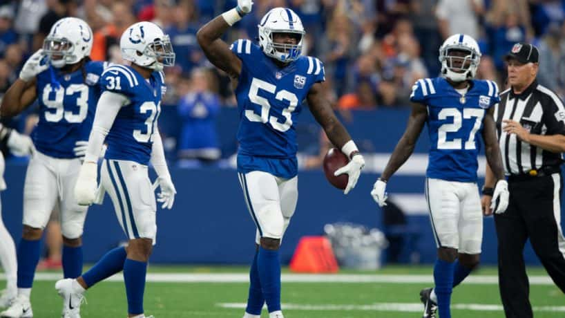 Robert Mathis Sought Out Darius Leonard During NFL Combine | 93.5 ...