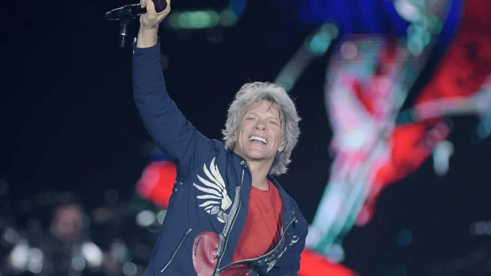 Bon Jovi Reveals Release Date For 'Bon Jovi 2020′ And Share New Single 'Do What You Can' | WBPT