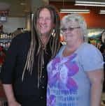 (Michael Ballard and Nancy Blasko: Photo by Nicole Rodriguez)