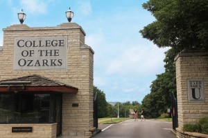 Gates of Opportunity at Hard Work U College of the Ozarks