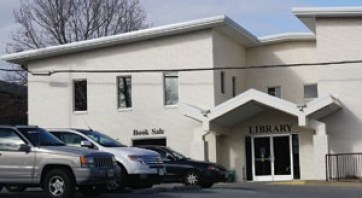 Taneyhills Library, located at 200 S. 4th Street in Branson.