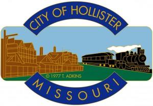 Hollister Round Logo