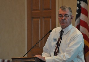 Hollister City Administer Rick Ziegenfuss