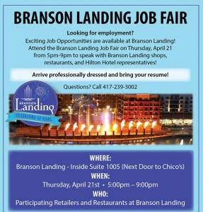 Branson_Landing_Job_Fair