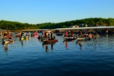 White River Valley Electric Cooperative's annual Hooked on Education Fishing Tournament