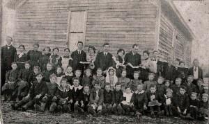WRVHS - Cedar Creek School ca 1902