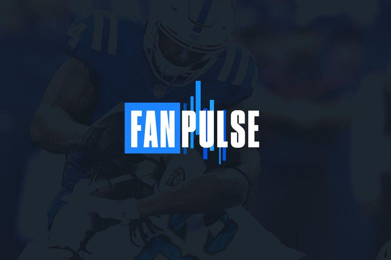 50 percent of fans