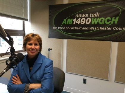 The Lisa Wexler Show can be heard weekdays on WGCH 1490 AM from 4:00 p.m. to 6:00 p.m.