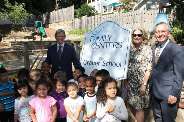 Grauer Preschool Dedication