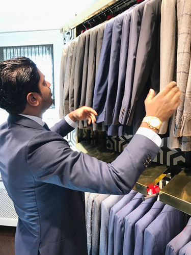 Dressing Men in Style: It's About the Fit (and the Price)