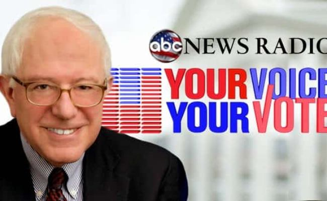Bernie Sanders One Answer On How Get Anything Done